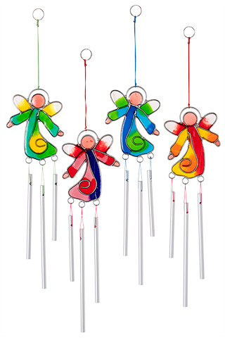 Mini Angel Wind Chime
